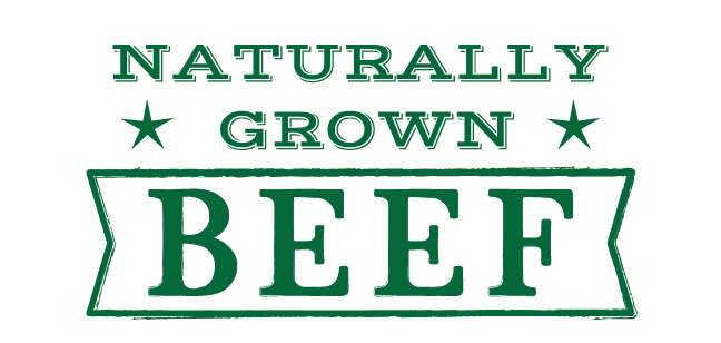 Naturally Grown Beef